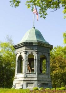 Newton Corner bell