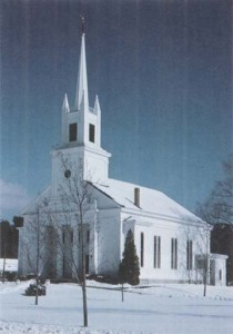 First Church Topsfield
