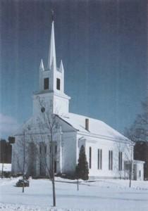 First Church Topsfield