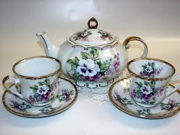 American made china set