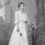 Lucy Cobb Graduation, 1903