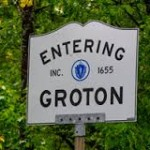 Groton sign