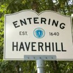 Haverhill sign